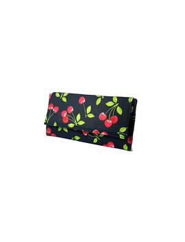 Cherry Rockabilly Wallet, Purse, Card Holder, Rockabilly, Retro, Vintage, Hotrod Pinup 1950s Kitsch by Etsy