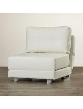 Zipcode Design Krystal Convertible Chair & Reviews by Zipcode Design