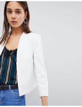 New Look Crop Blazer by New Look