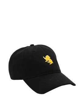 Harry Potter Hufflepuff Dad Cap by Hot Topic