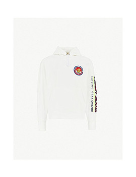 Sailing Cotton Blend Hoody by Tommy Jeans
