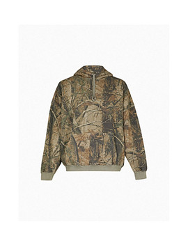 Season 5 Wolves Cotton Jersey Hoody by Yeezy