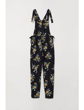 Viscose Bib Overalls by H&M