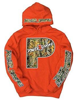 Powerstroke Camo Logo Hoodie by Powerstroke