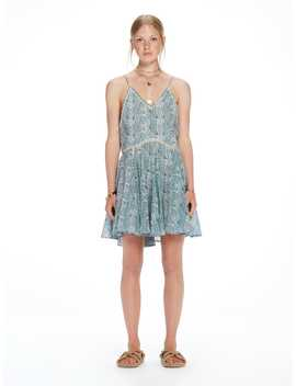 Silk Cotton Beach Dress by Scotch&Soda