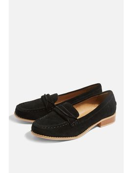 **Wide Fit Loafers by Topshop