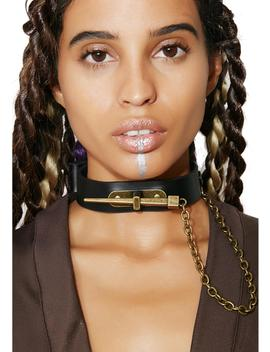 Point Blank Chain Choker by Funk Plus
