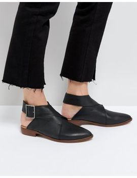 Free People Leather Wrap Ankle Boots by Free People
