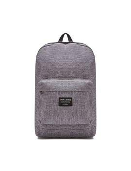 Jack &Amp; Jones   Grey 'classic' Backpack by Jack & Jones