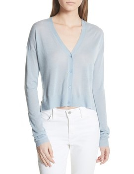 Hanelee Featherweight Cashmere Cardigan by Theory
