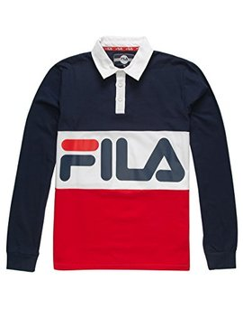 Fila Men's Harley Rugby Shirt by Fila