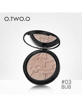 O.Two.O Glow Kit Powder Highlighter Maquillage Imagic Illuminator Brightening Face Baked Highlighter Powder by O.Two.O