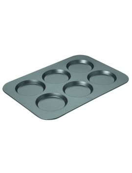 "Chicago Metallic Non Stick Muffin Top Pan 3/4 X 11"" Steel by Chicago Metallic"