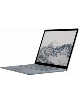 "Surface Laptop – 13.5"" Touchscreen   Intel Core I7 – 16 Gb Memory – 512 Gb Solid State Drive   Platinum by Microsoft"