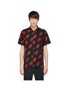 Black & Red Popsicle Shirt by Ps By Paul Smith
