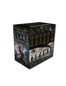 The Mortal Instruments Collection 6 Books Paperback Box Set Shadowhunters 1 6 by Ebay Seller