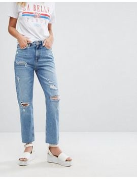 New Look – Mom Jeans Im Used Look by New Look