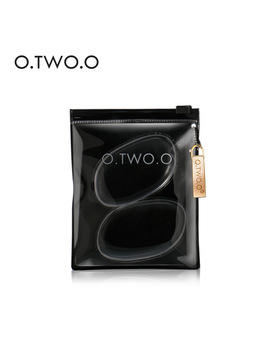 O.Two.O 2017 Spring New Product Make Up Kit Silicone Puff Transparent Silica Flawless Powder Sponge Makeup Puff  by O.Two.O
