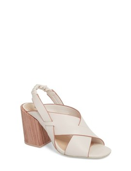 Mazy Dress Cross Strap Sandal by Kelsi Dagger Brooklyn