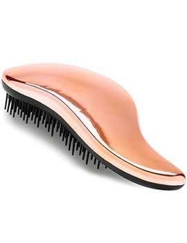 Lily England Detangling Brush   Detangler Hairbrush For Wet, Dry, Fine, Thick & Kids Hair   Rose Gold by Lily England