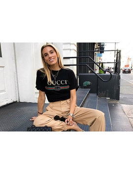 Gucci Tee T Shirt Inspired by Etsy
