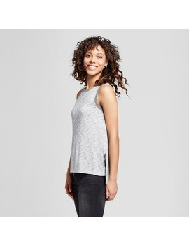 Women's Side Split Tank   Mossimo™ by Mossimo