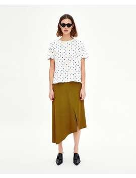 Camiseta Estampada  Mujer Join Life Colección Join Life by Zara