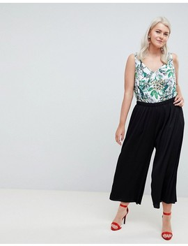 River Island Plus Floral Print Cami Top by River Island Plus