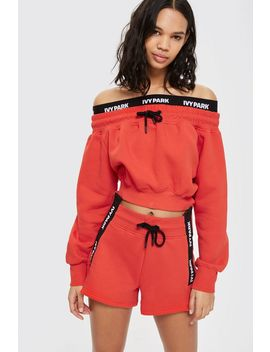Sweatshirt And Shorts Set By Ivy Park by Topshop