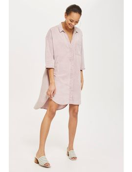 Shirt Dress By Native Youth by Topshop