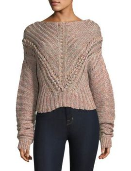 Roman Textured Pullover Sweater by Rag & Bone