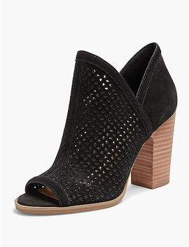 Livey Open Toe Bootie by Lucky Brand
