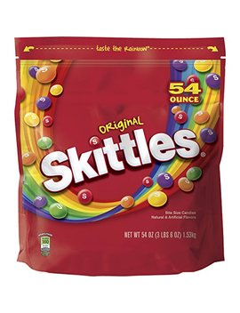 Skittles Original Candy, 54 Ounce Bag by Skittles