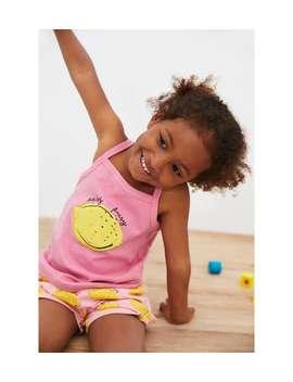 Lemon Tank Top  Print T Shirts Baby Girl by Zara
