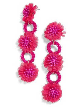 Vernita Flower Drop Earrings by Baublebar