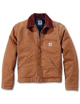 Carhartt Men's Jacket Brown Brown by