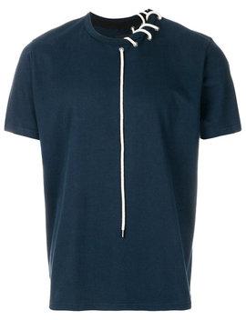 Stitch Detail T Shirthome Men Clothing T Shirts by Craig Green