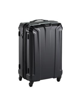 "Samsonite 25"" Black Opto Pc 4 Wheeled Luggage by Container Store"