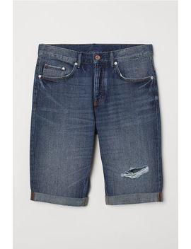 Pantaloni Scurți Trashed by H&M