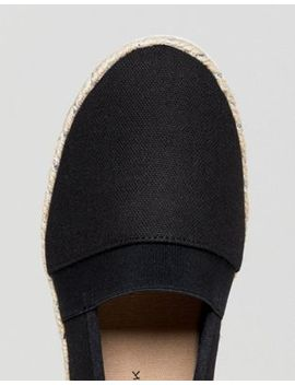 New Look Wide Fit – Klassische Espadrilles by New Look