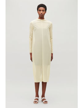 Classic Long Sleeved Dress by Cos