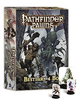 Pathfinder Pawns: Bestiary 4 Box by Paizo Inc.