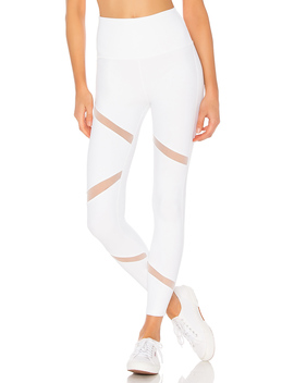 Perfect Illusion High Waisted Midi Legging by Beyond Yoga