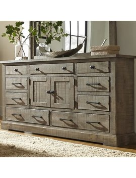 August Grove Buford 9 Drawer Combo Dresser & Reviews by August Grove