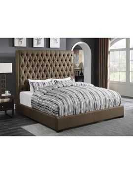 Darby Home Co Leilani Upholstered Panel Bed & Reviews by Darby Home Co