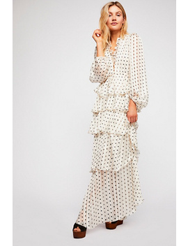Karina Tiered Maxi Dress by Free People