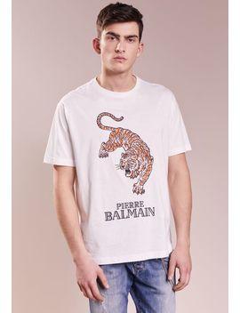 T Shirt Print by Pierre Balmain