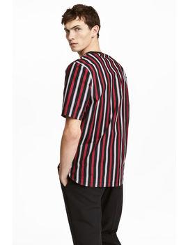 Geweven T Shirt by H&M
