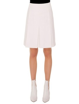 Tricotine A Line Skirt by Akris Punto