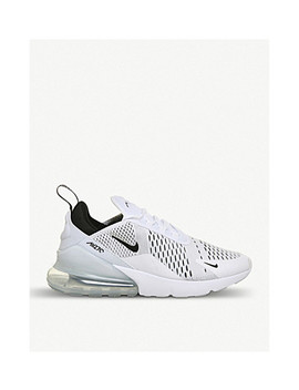 Air Max 270 Mesh Trainers by Nike